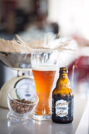 Sequer Lo Blanch: Cerveza de chufa extra