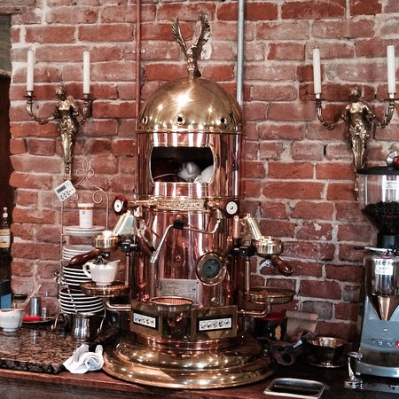Steampunk Coffee Roasters Natchez Restaurant Reviews