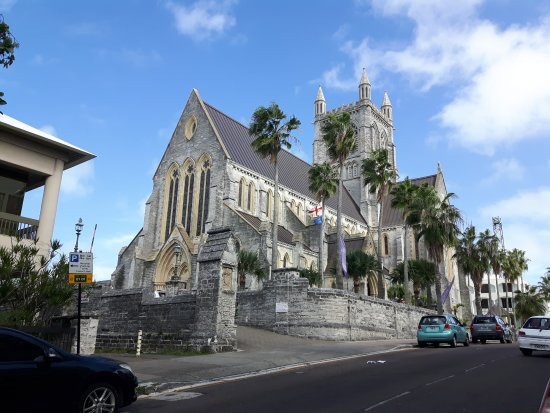 Cathedral of the Most Holy Trinity (Bermuda Cathedral): Catedral