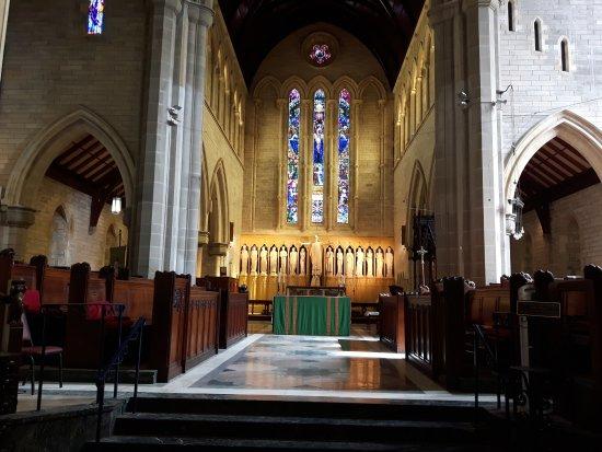 Hamilton, Bermuda: Catedral