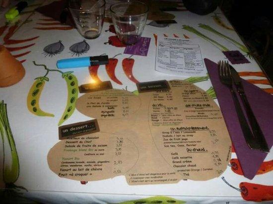 Restaurant au jardin tripadvisor for Resto au jardin