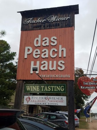 Top Rated Restaurants In Fredericksburg Texas