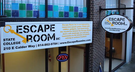 Escape Room Inc