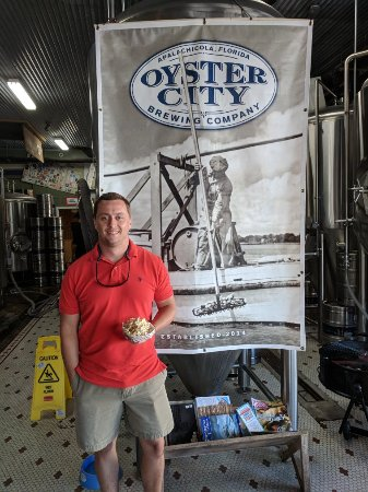 Apalachicola, FL: Oyster City Brewing Company