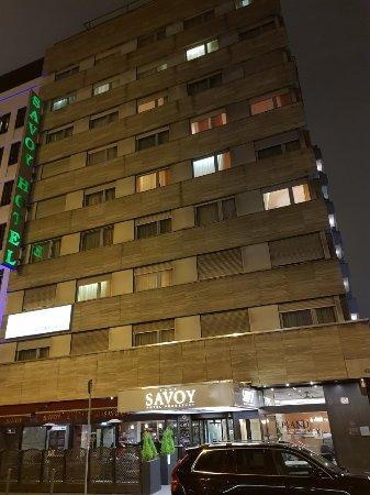Savoy Hotel Frankfurt Bewertung