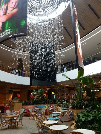 Broadbeach, Avustralya: Pacific Fair Shopping Centre