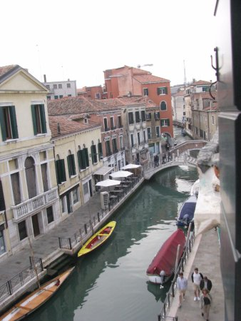 Residence Palazzo Odoni: Look at the fantastic view from room