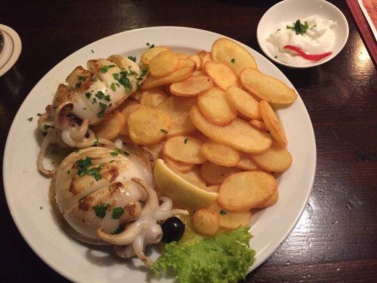 Riedlingen, Tyskland: Restaurant Bar Tapas