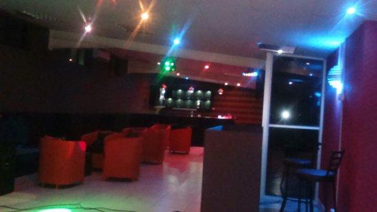 Lusaka, Zambia: Cigar Lounge