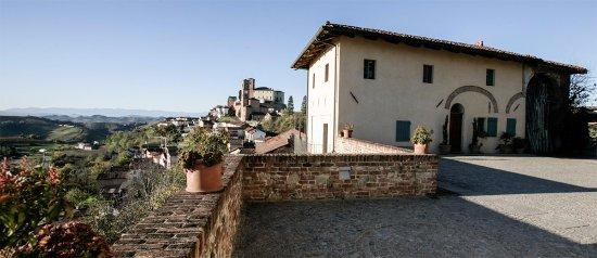 Cisterna d'Asti, Italie: La nostra terrazza
