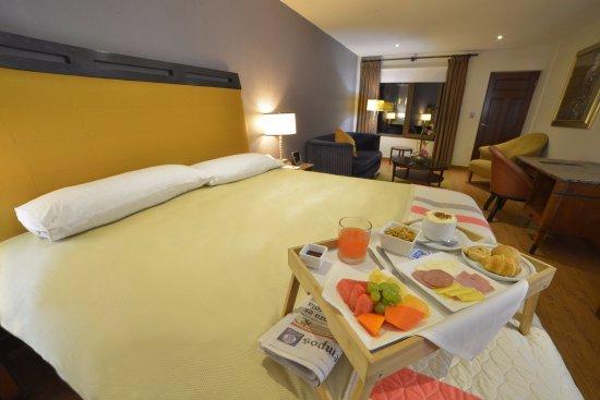 Gran Hotel Cochabamba : Suite Master