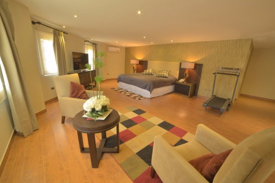 Gran Hotel Cochabamba : Suite Presidencial