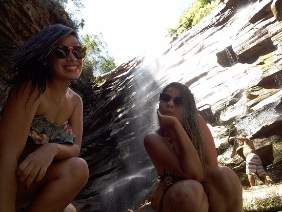 cachoeira do Mosquito- chapada diamantina