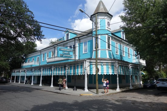 Commander 39 s palace new orleans garden district menu - Garden district new orleans restaurants ...
