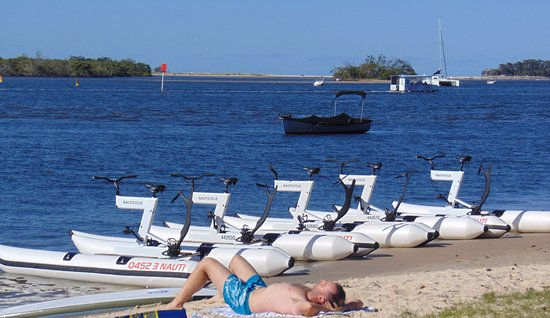Noosaville, Australia: Epic way to explore Noosa River By Water.