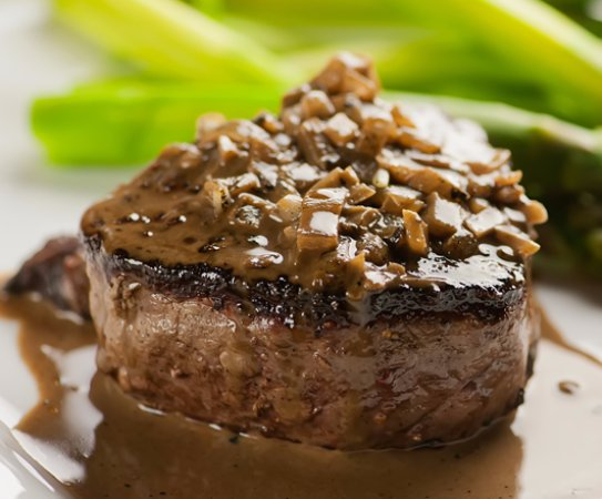 Waverly, TN: Steak Au Poivre