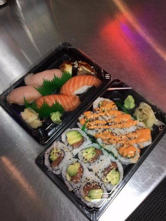 Kimberley, Canadá: Take out Sushi