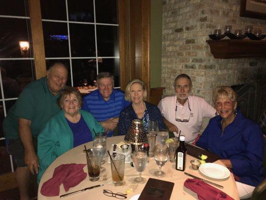 Palmer Legends Country Club: 75th birthday celebration