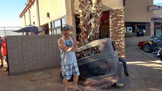 Maricopa, AZ: Me out front