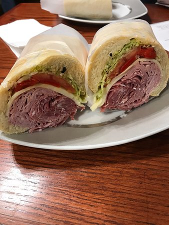 New York Italian deli Brandywine Maryland