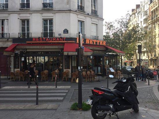 Hotel Comete Paris France