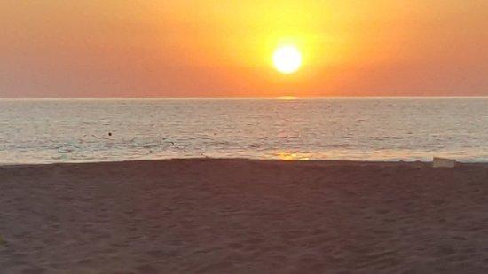 Nuevo Vallarta Beach: 20171113_181402_large.jpg