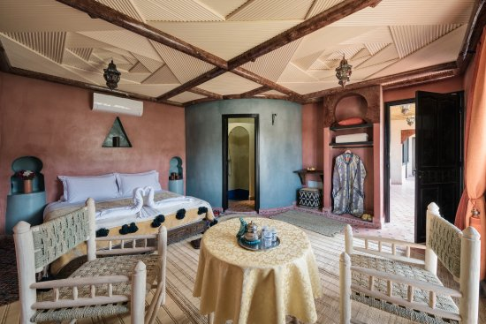 Ouirgane, Marrocos: Room