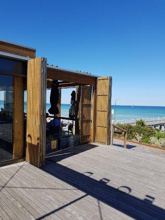 Seaford, Australia: Beach cafe