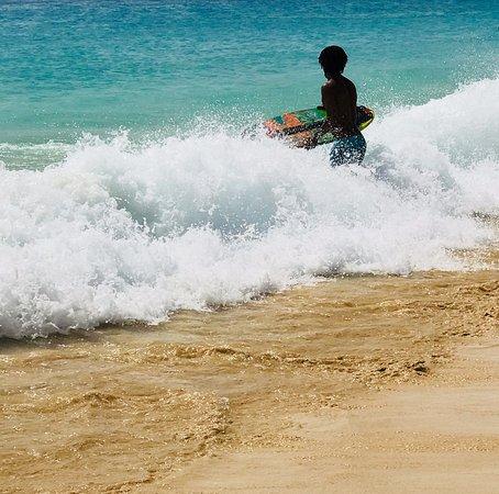 Praia de Santa Maria: Photo @lewoolfdeliege