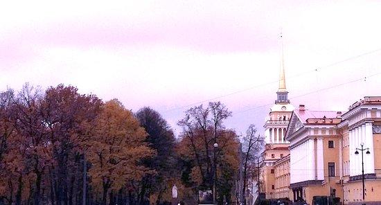 Votre Guide Personelle de Saint-Petersbourg