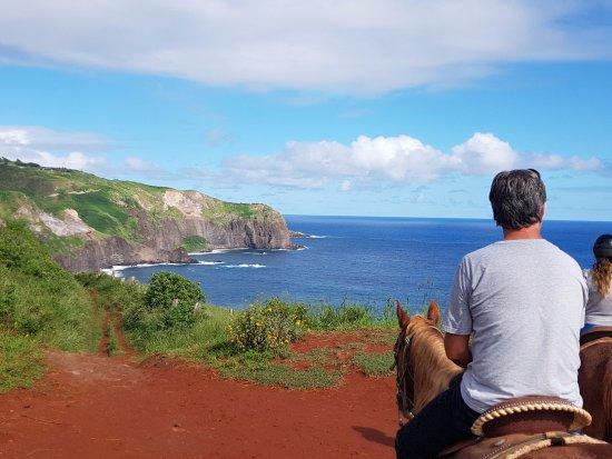 Wailuku, ฮาวาย: The view.