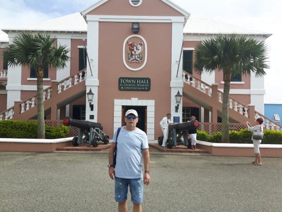 St. George, Islas Bermudas: Town hall