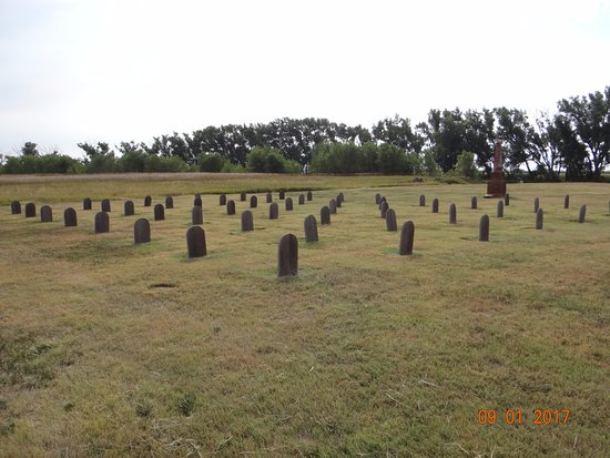 Old Cemetery, Fort Larned