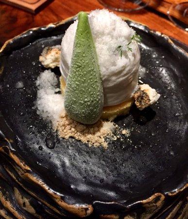 Atelier Crenn : Dessert