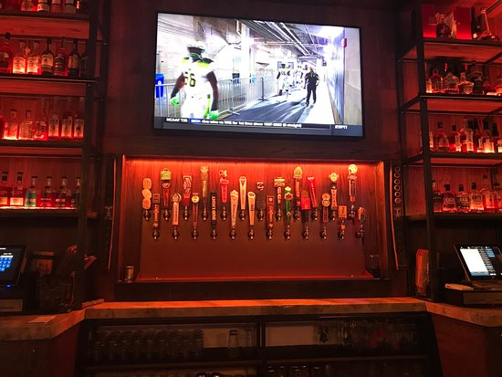 The Colony, TX: Beers on top