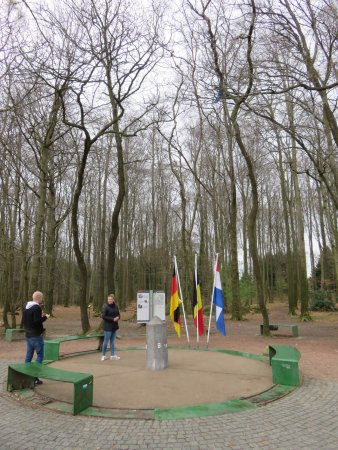 Vaals, Países Bajos: A popular spot on the weekend