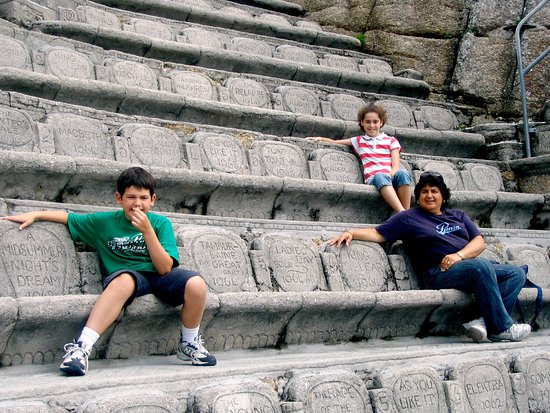 Minack Theatre: Remarkable theatre.....remarkable views......remarkable experience