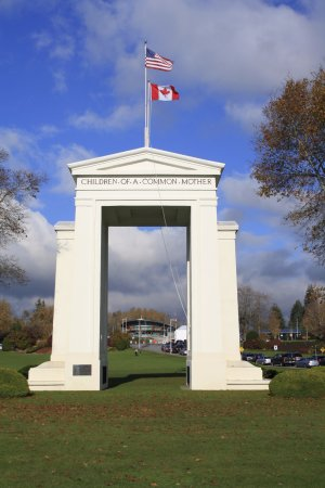 Blaine, Waszyngton: The Peace Arch