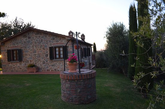 Villa Rosa dei Venti: Very well kept and beautiful grounds
