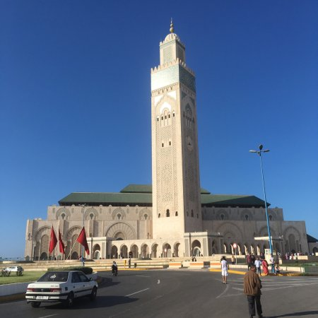 JaouaDi Morocco Tours: Hassan II Mosque - Casablanca