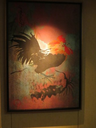 The Rooster Picture Of Ondori Asian Kitchen Las Vegas Tripadvisor