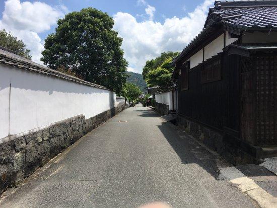 Hagi Castle Town: 萩城城下町