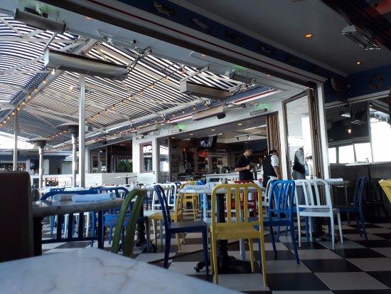 Salito's Crab House & Prime Rib: Vista geral