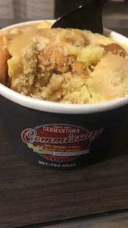Germantown, TN: Banana pudding