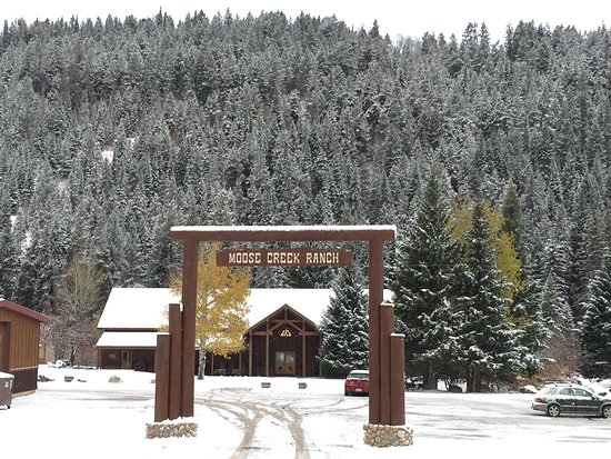 Victor, Айдахо: Loved our stay at Moose Creek Ranch it was beautiful, quiet and a great way to stop the busy wor