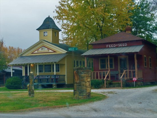 Carthage, MO: A vintage residence & Feed Store