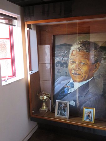 Mandela House: Another room display