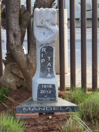 Mandela House: A memorial to Nelson