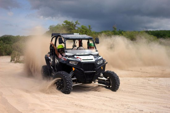 San José Del Cabo, México: Experience the UTV thrill with your family, friends or couple!