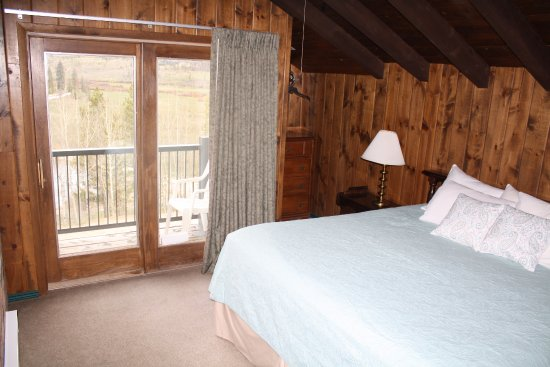 Fraser, CO: King suite room!
